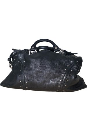 Kenneth Cole Leather weekend bag