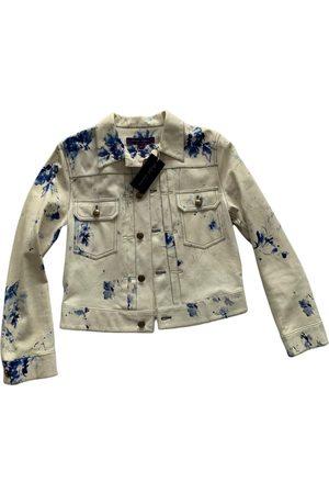 Ralph Lauren Leather short vest