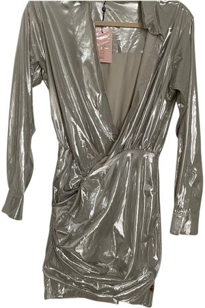 Missguided Glitter mini dress