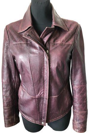 Clements Ribeiro Women Leather Jackets - Leather jacket