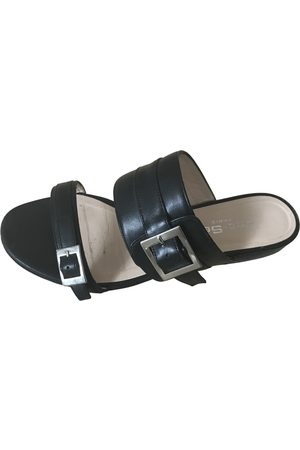 JET SET Women Mules - Leather mules
