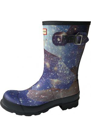Hunter Multicolour Rubber Boots