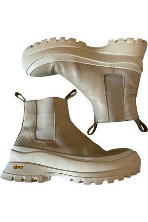 Jil Sander Men Boots - Leather boots