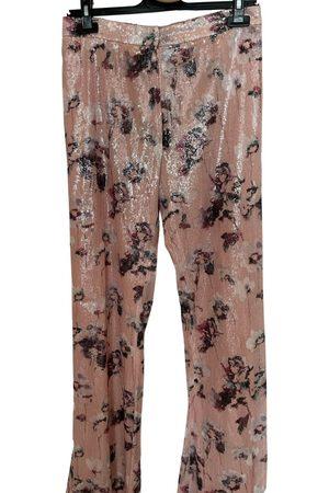OUD Silk trousers