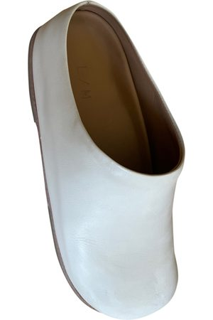 Lauren Manoogian Women Mules - Leather mules & clogs