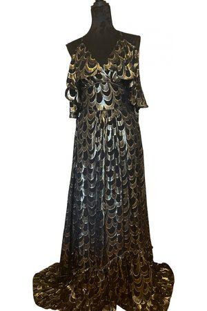 Perseverance Silk maxi dress