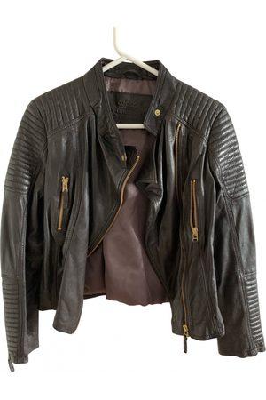 Primeboots Leather biker jacket