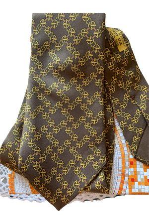 Hermès Men Neckties - Noeud Papillon silk tie