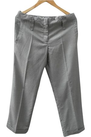 Jil Sander Wool straight pants