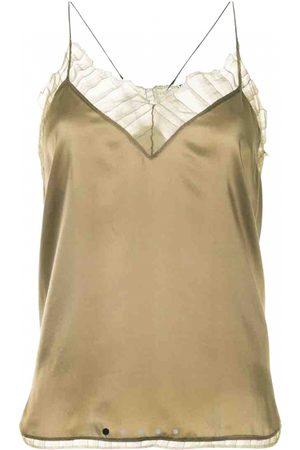 IRO Spring Summer 2020 silk camisole