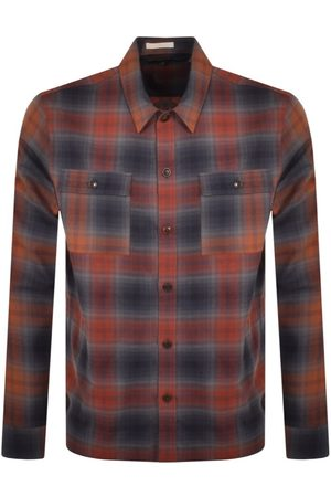 Ted Baker Lecture Flannel Overshirt