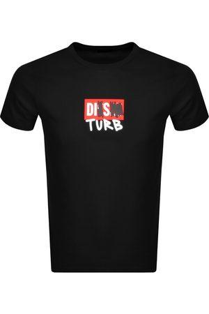 Diesel T Diegos Logo T Shirt