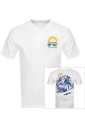 Carhartt Mountain Logo T Shirt
