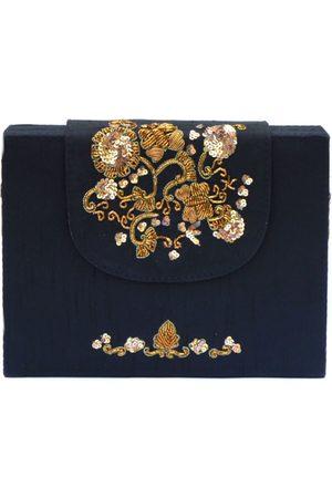 Simitri Designs Zari Briefcase Bag