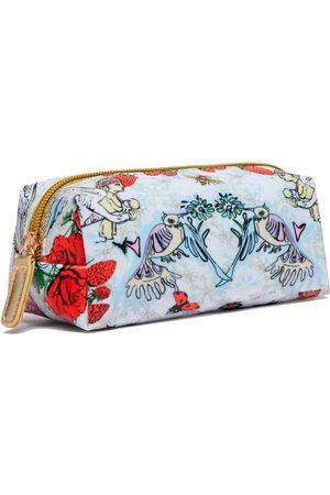 Jessica Russell Flint Women Purses - Mini Make Up Bag - Strawberry Garden