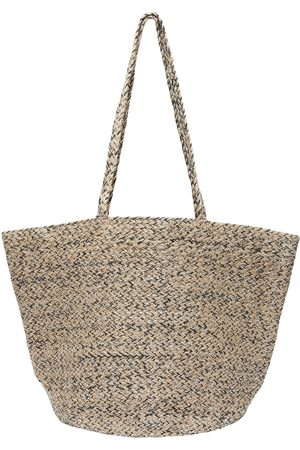 Natural The Deep Water Bay Beach Tote mary and marie pty ltd