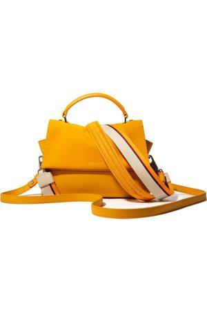 Luggage - Artisanal Cotton The Baby Chilluxe Mango Mango Lin Strap Small HALM