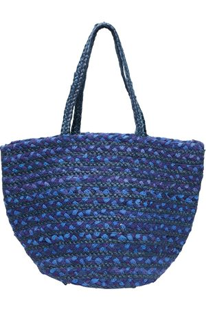 Blue The Watson Beach Tote mary and marie pty ltd