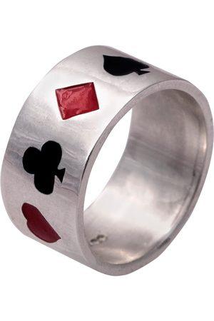 Only Men Rings - Poker Ring Enamelled