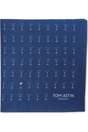 Tom Astin Men Pocket Squares - License to Chill