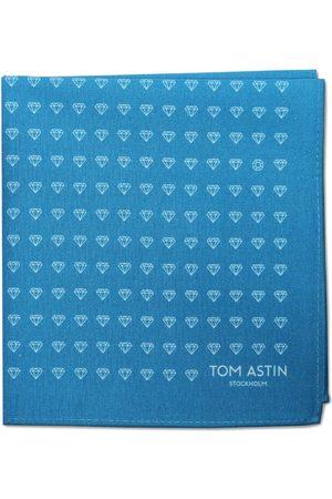 Men's Artisanal Blue Cotton Lucy Tom Astin