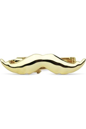 Tom Astin Stached Tie Bar