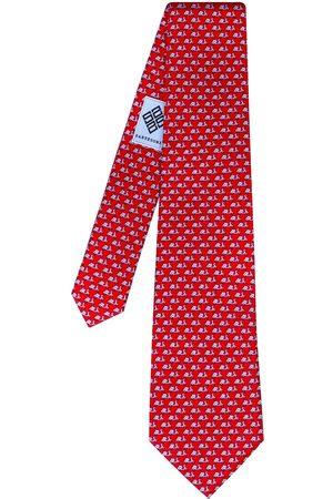 SARTESORI Men Neckties - Formentera Tie Dark