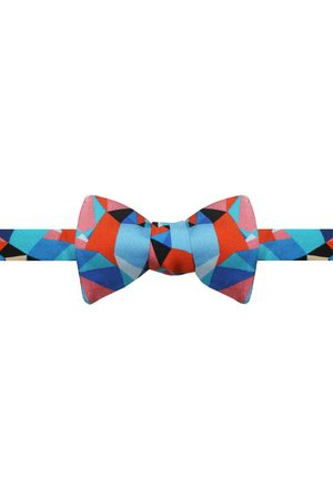 Emily Carter The Spectrum Bow Tie in Salmon Pink