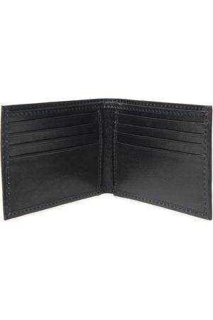 Men Wallets - Men's Black Leather Classic Card Wallet VIDA VIDA