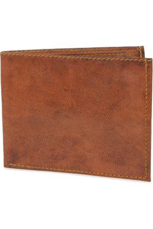 Men's Brown Leather Vida Vintage Wallet VIDA VIDA