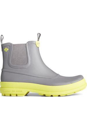 Sperry Top-Sider Men's Sperry Cold Bay Rubber Chelsea Boot Grey/ , Size 8.5M