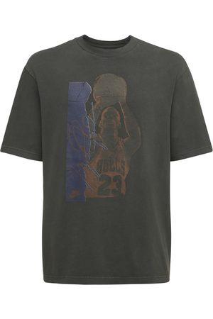 Nike Flight Heritage Washed Printed T-shirt