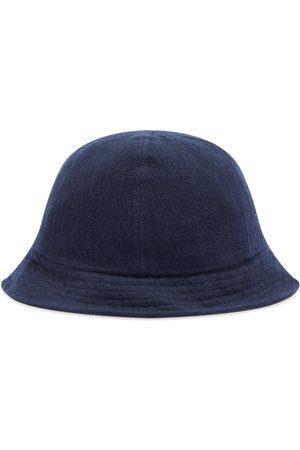 Folk Men Hats - Crinkle Texture Bucket Hat