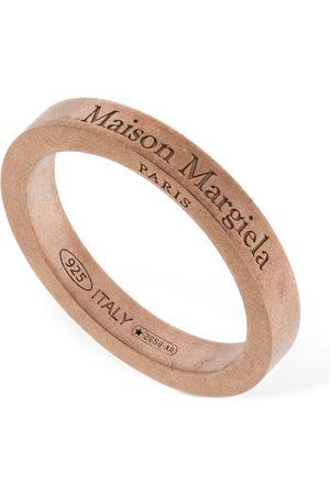 MAISON MARGIELA Logo Thin Ring
