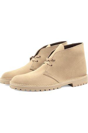 Clarks Originals Men Lace-up Boots - Desert Rock