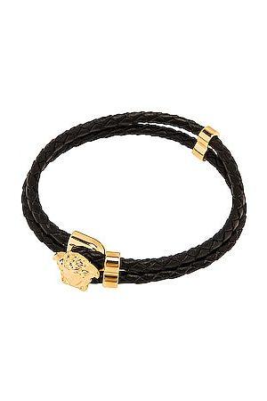 VERSACE Men Bracelets - Bracelet in Metallic