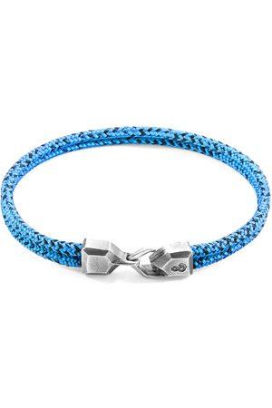 Anchor & Crew Noir Cromer & Rope Bracelet