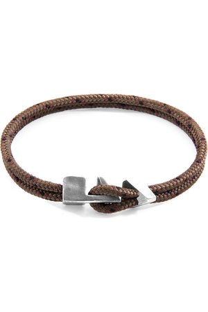Anchor & Crew Brixham & Rope Bracelet