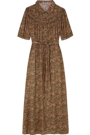 LILY AND LIONEL Heather Dress - Astor Olive