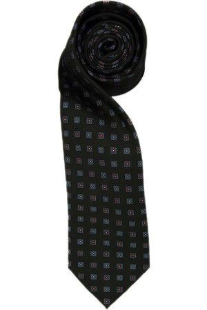 Men's Green Silk Madder Blossom Tie Hector Powe