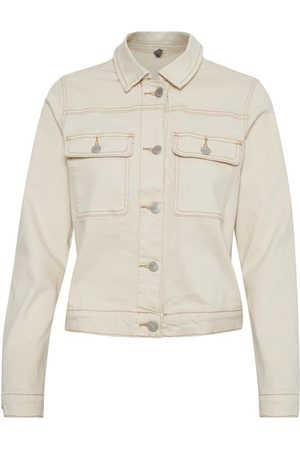 Noelle Cropped Jeans Jacket
