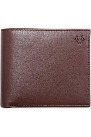 Men Wallets - Men's Vegan Brown Leather Classic Eco Wallet Watson & Wolfe