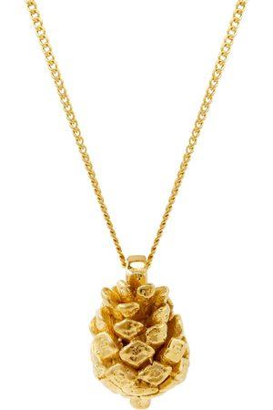 Lee Renee Baby Pine Cone Necklace