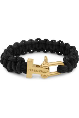 Men's Artisanal Gold Paragon Bracelet Tissuville