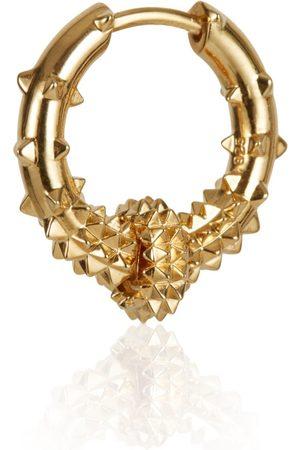 Women Hoop - Women's Gold Hoop Earring - Kasun