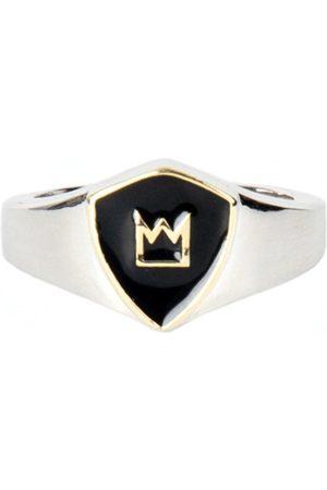 Men Rings - Men's Silver Knight Ring Serge DeNimes