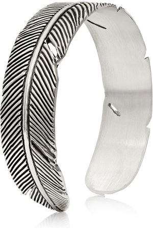 Sophie Simone Designs Feather Bracelet In