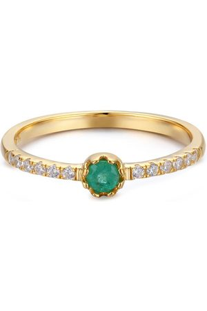 Azura Jewelry A Promise Of Life Emerald Ring