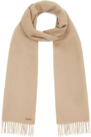 Men Scarves - Men's Non-Toxic Dyes Natural Wool Lindo Scarf Hortons England