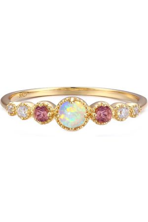 Azura Jewelry Women Rings - Divinity Opal Tourmaline Ring